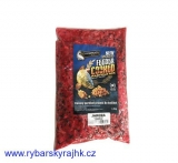 Cooked particle mix Poseidon baits 1,5 kg  jahoda
