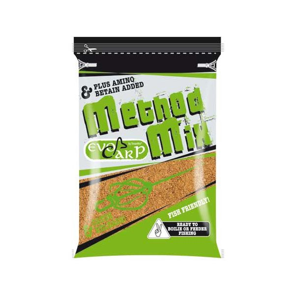 Method mix Timár fanatical fish fish-tigernut-scopex 1 kg