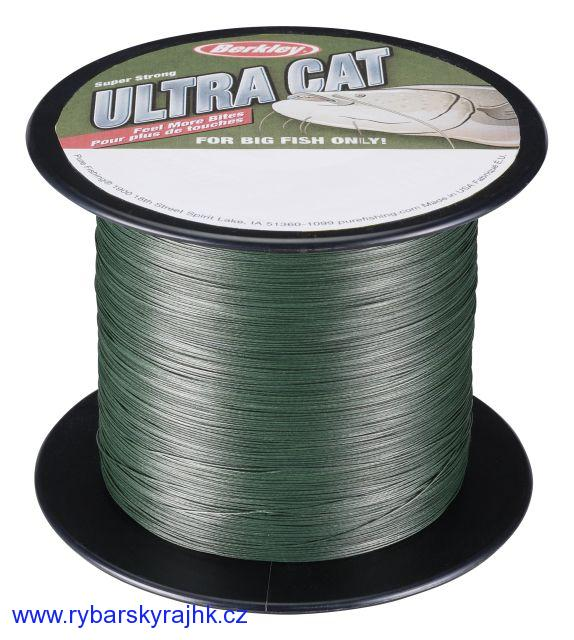 Ultra Cat Berkley 0,50 mm 75 kg metráž