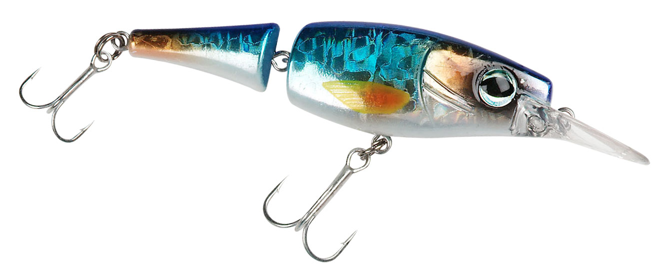 Wobler Spro pikefighter JR MW blue shiner 80 mm 10 g