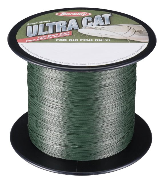 Ultra Cat Berkley 0,40 mm 60 kg metráž