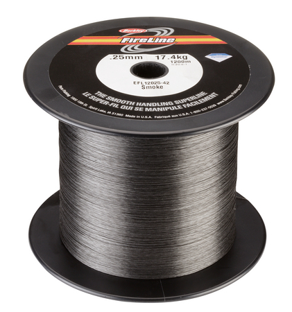 Šňůra Berkley Fire line Smoke 0,10 mm 5,90 kg metráž