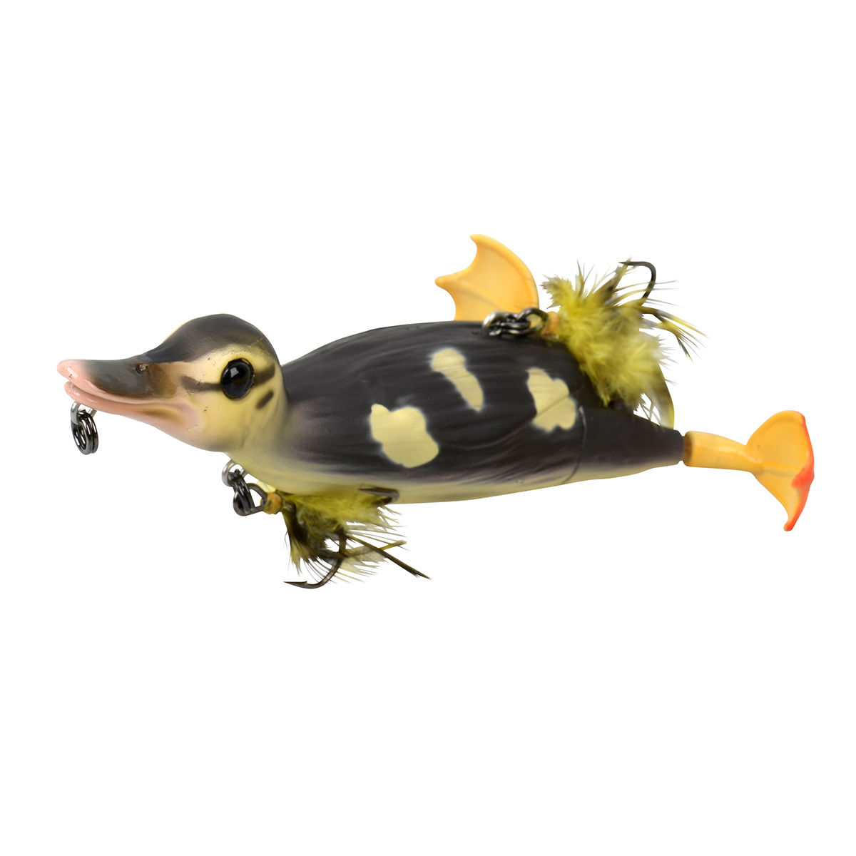 3D Suicide Duck 10,5 cm 28 g natural floating - Savage gear