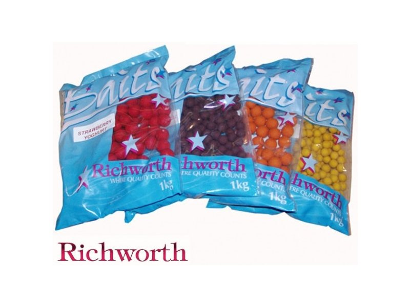 Boilie Richworth euro baits 1 kg