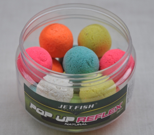 Pop up Jet fish reflex natural mix 65 g 19 mm