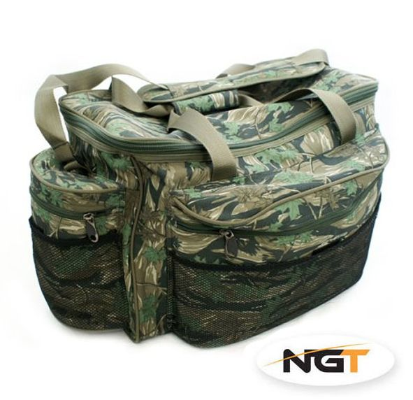 Taška NGT camo carry all 093