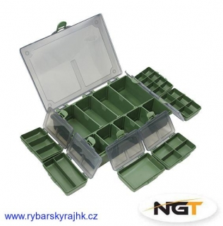 Box NGT Tackle box system 6+1