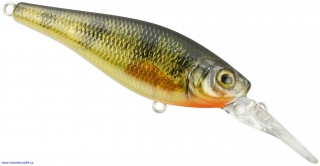 Wobler Spro Ikiru shad yellow perch 70 mm 10,5g