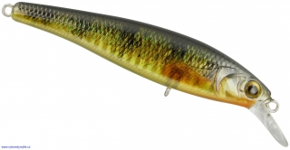 Wobler Spro Ikiru jerk yellow perch 85 mm 10 g