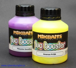 Fluo booster Mikbaits 250 ml