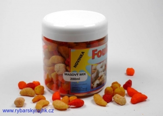 Foukačka masový mix Kaprpro 250 ml