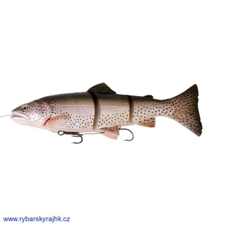 3D Line Thru trout 15 cm 35 g slow sink - Savage gear