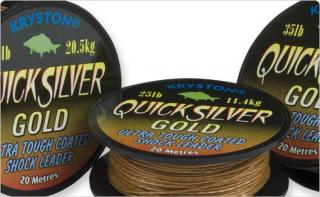 Kryston Quick silver gold 20 m