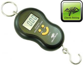 Váha  Giants fishing electronic scale 40 kg