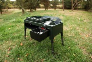 Bivvy box table Nash