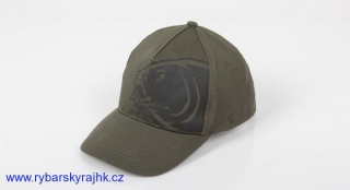 Čepice Nash baseball cap green