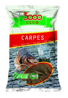 Krmení Sensas 3000 Club carpes 1 kg
