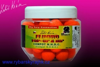 Fluo pop up+dip LK Compot NHDC 18 mm