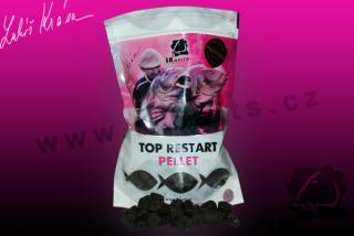 Peleta LK Top ReStart black protein 12-17 mm 1 kg